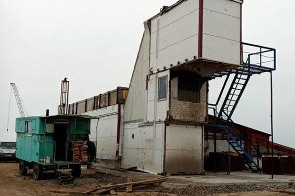 Перевозка и монтаж бетонного завод «Cobra»