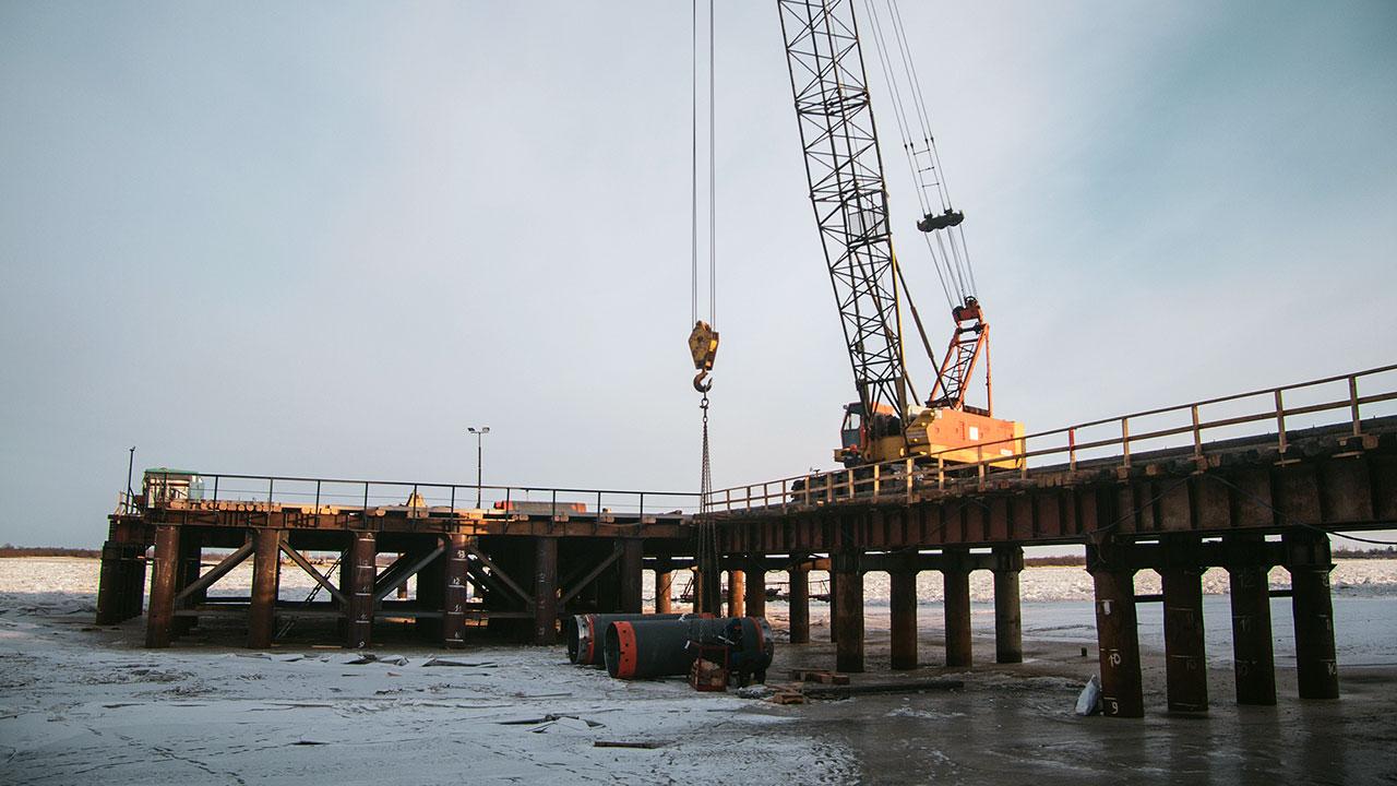 Ход строительства <nobr>на 14 декабря 2020 г</nobr>