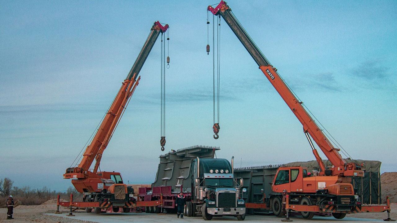 Василий Орлов: «Возведение Зейского моста идет в хорошем темпе»