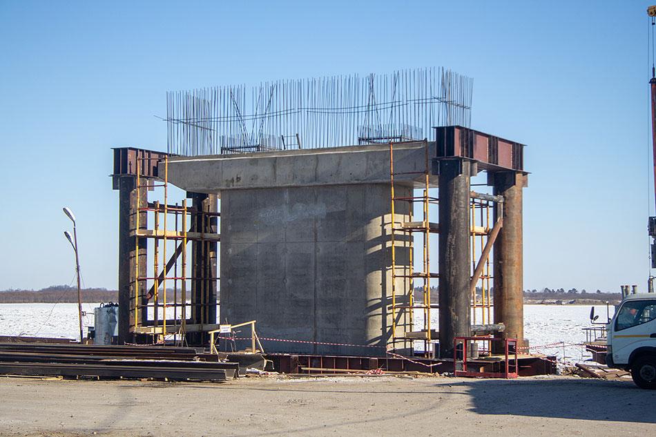 Ход строительства <nobr>на 8 февраля 2021 г</nobr>