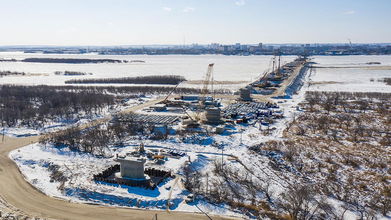 Ход строительства <nobr>на 1 марта 2021 г</nobr>