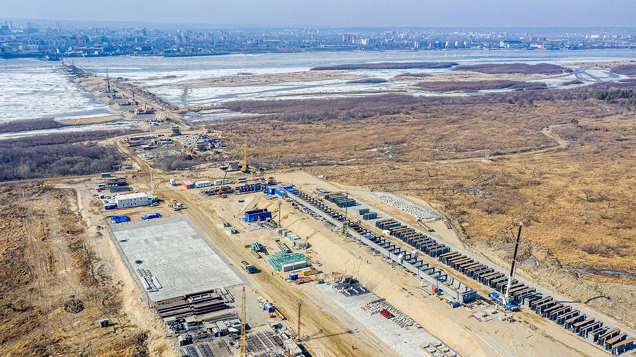 Ход строительства <nobr>на 15 марта 2021 г</nobr>